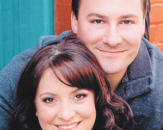 Tina Palumbo and Fred White Jr.