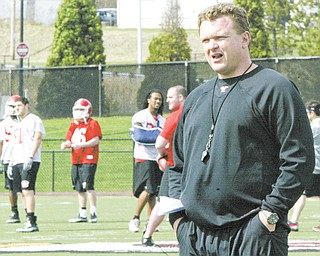 YSU football coach Eric Wolford enters his third season with more expectations — and more national respect — than at any point in his tenure.