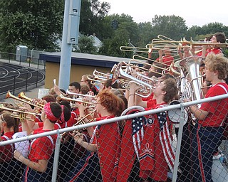 Brass at Fitch make some noise!