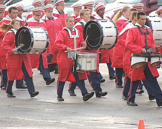 Austintown Fitch drumline vs. Brunswick