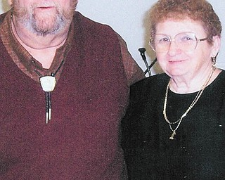 Mr. and Mrs. Bill Shacklock