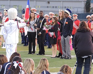 Austintown Fitch homecoming