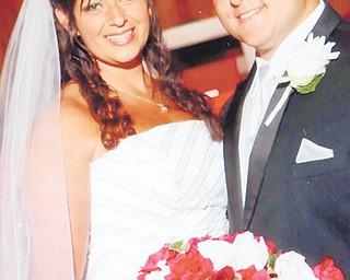 Adrianne Logozzo and Brian Wharry