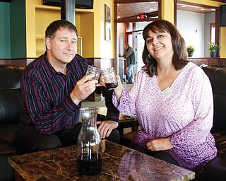 The Magic Tree Pub and Eatery, owned by Phil and Sandy Reda, opened in the space formerly occupied by the Youngstown Sports Grill on South Ave. in Boardman.