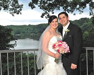 Tiffany Janis and Andrew Lombardo