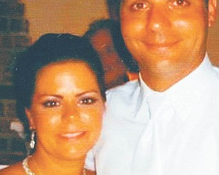 Sarah Carrino and Vincent Barone