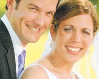 Kara Opritza and Corey Miller