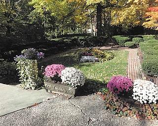 Marsha Karzmer of Boardman sent in this photo of her garden.