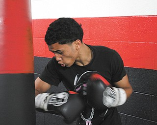 "Local boxer Alejandro ""Popo"" Salinas will headline the 24th annual ""Thanksgiving Feast,"" a 16-bout amateur