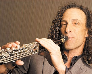 Kenny G's holiday tour will stop by the Covelli Centre on Dec. 17.