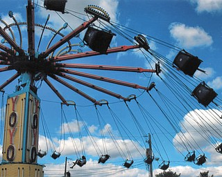 Lana VanAuker of Canfield submitted this photo, and we all agree. The Canfield Fair serves as a huge joy to the Valley..