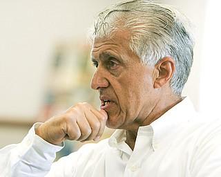 Mayor Charles Sammarone leads The Vindicator's list of 2012's top 10 Newsmakers.