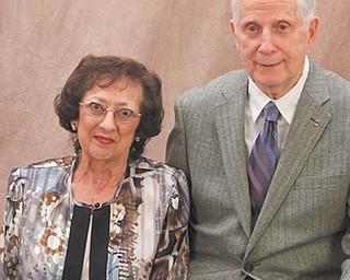 MR. AND MRS. JOHN F. CATALINE