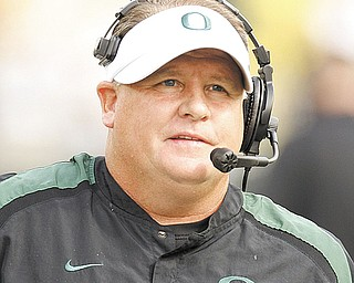 Chip Kelly, Oregon footall coach, and soon to be Browns' coach?