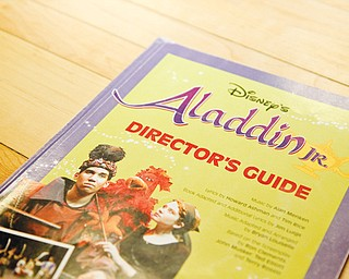 Hubbard High School will be performing the play 'Aladdin' entirely in sign language.