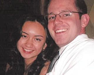 Christina Carney and Connor Sullivan
