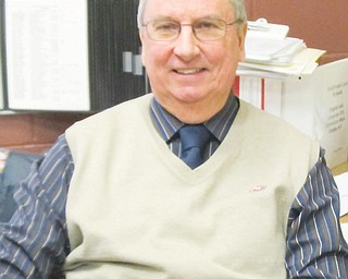 Dan Bokesch, director of curriculum for Austintown schools, has worked in the district 43 years as a teacher, coach and administrator. He will retire soon.