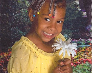 Alexia Ferguson was 5 in June when this colorful photo was taken. It was sent in by Tammy Ferguson. Both are from Youngstown.