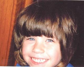 Here's Sydney Beckman, 5, of Boardman.