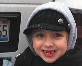 Keely Cugini of New Castle, Pa., is probably well-known to the Tooth Fairy by now.