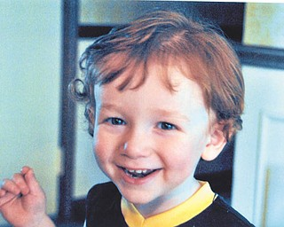 Betty Shultz submitted this photo of her grandson, 2-year-old Peyton Shultz of New Middletown.