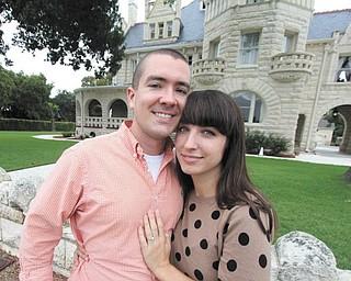 Steven Bower and Rachael Madeline