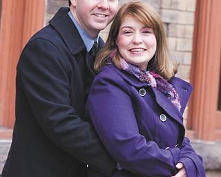 Adam Kalcic and Christa Mastramico