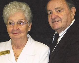 Mr. and Mrs. Richard Davison