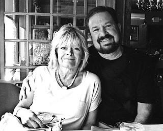 Lori Booth-Bennett and Frank Delvecchio