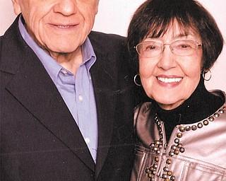 Mr. and Mrs. Peter Yankush