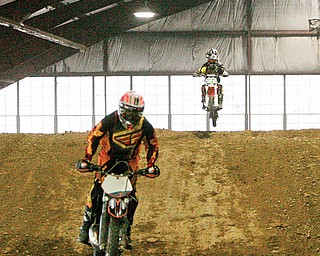Steel Valley MX dirt track in Campbell  has opened its doors to enthusiasts from motocross both motorcycles and quads.