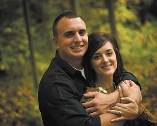 Nicholas Duritza and Ashley Moritz