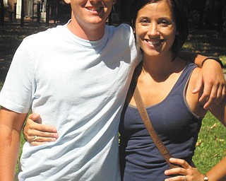 Brad Bahler and Janine Bellino