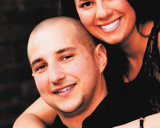 Anthony Rosati and Allison Ginnetti