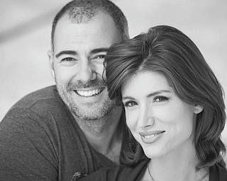 Daniel Simon and Corinne Saffell