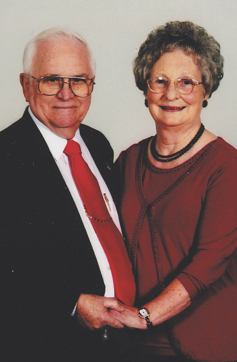 Rev. Dr. and Mrs. Jack Bridges