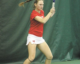 Youngstown State sophomore Marta Burak shattered the school's single-season wins record with 26 this spring.