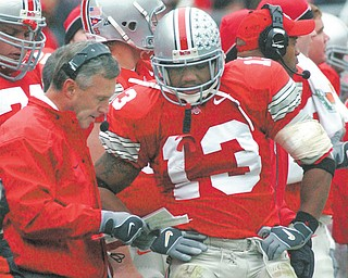 Former Harding High/Ohio State football standout Maurice Clarett will team up with his former coach Jim Tressel and other former Valley athletic celebrities on Saturday for The Comeback Project, a benefit basketball game for Victory Christian Center.