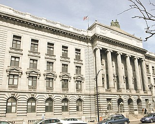 Mahoning County commissioners will advertise for new architects and engineers to restore the county courthouse on Market Street.
