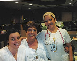 Paula, Carole and Amber of Boardman.