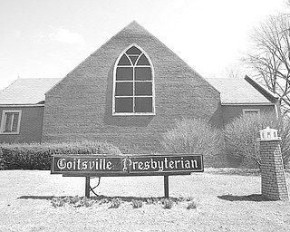 The historic Coitsville Presbyterian Church on state Route 616 near Route 422 has closed after 177 years in the community. Some consider it a site worthy of historic preservation and a new use.