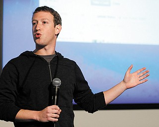Facebook CEO Mark Zuckerberg speaks at Facebook headquarters in Menlo Park, Calif. The expansion of H-1B visas is considered the first major victory for Zuckerberg's new nonprofit lobbying organization, FWD.us, which receives financial backing from such big tech names as Bill Gates of Microsoft, Reid Hoffman of LinkedIn and Napster pioneer Sean Parker.