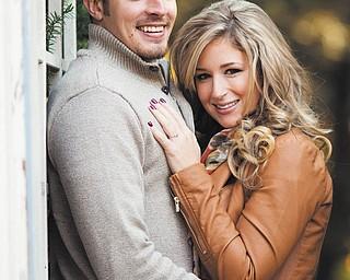 Kyle Abram and Janice Baran