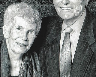 Mr. and Mrs. John Stroney