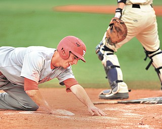 Youngstown State's Drew Dosch was ranked as one of the 15 best third basemen by Baseball America just before he injured his knee in mid-May. He likely would have been picked in the first five rounds of the MLB draft, which begins Thursday.