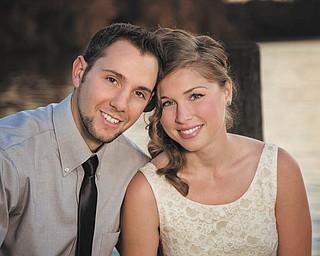 Anthony Cycyk and Allison Giancola
