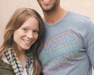 Melissa Grecko and Ivan Chavez