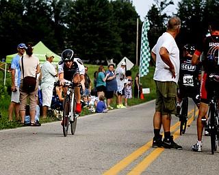 MADELYN P. HASTINGS | THE VINDICATOR  (302) Julia Bradley, MVP Health Care Cycling, Women Pro 1/2/3