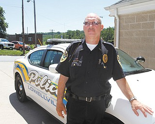 Lowellville Police Chief William Vance is retiring this week after 27 years of service to the village's police department. Vance became chief in 2001 and said it has been difficult to walk away from his officers, who have become like family to him.