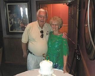 Mr. and Mrs. Richard Brintzenhofe